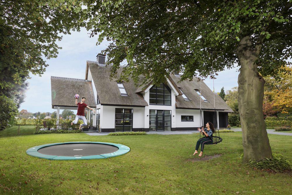 Berg trampoliner - perfekt til haven