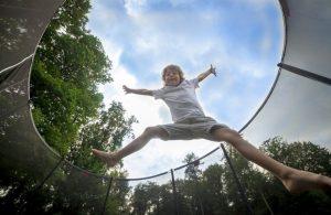Berg trampoliner - Grand deluxe
