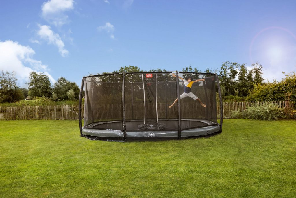 Berg havetrampolin - inground model