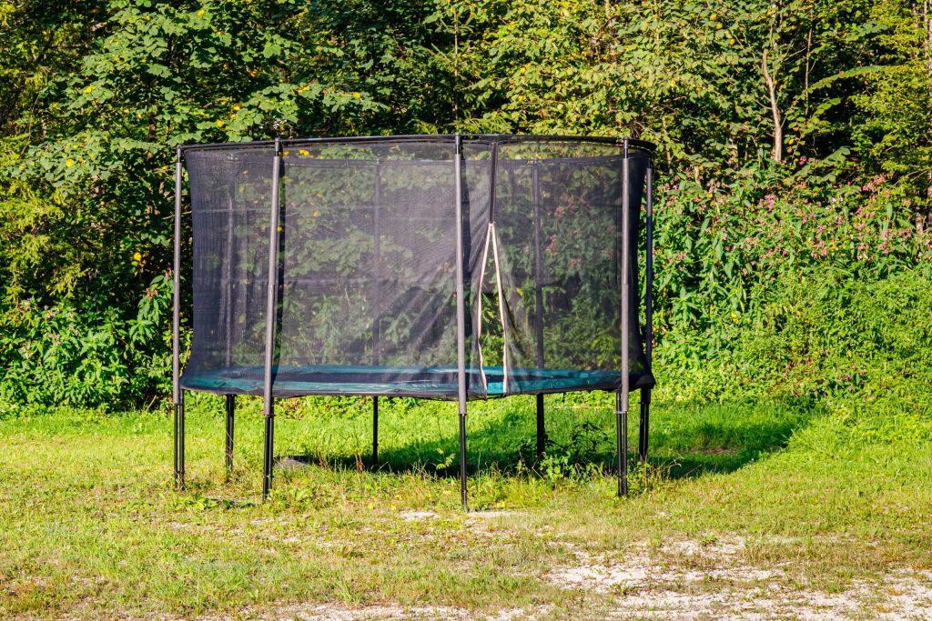billig trampolin til haven