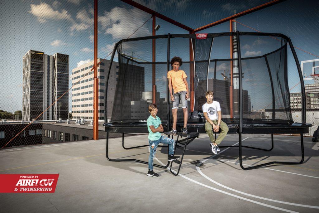 Berg Gymnastik trampolin til haven