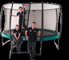 Hvorfor en trampolin er så god til gymnastik træning